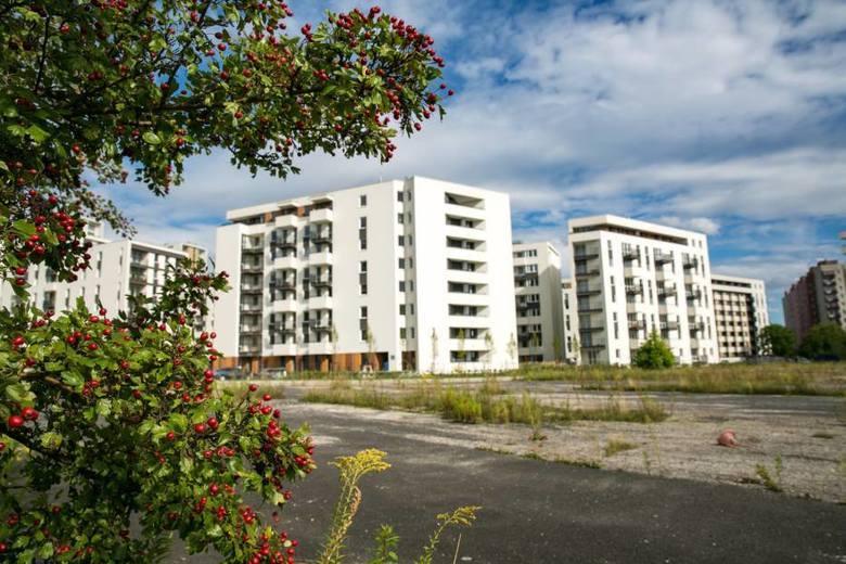 Na 19. miejscu rankingu sklasyfikowano Czyżyny, gdzie roczny dochód z wynajętego mieszkania to 7,3 proc.