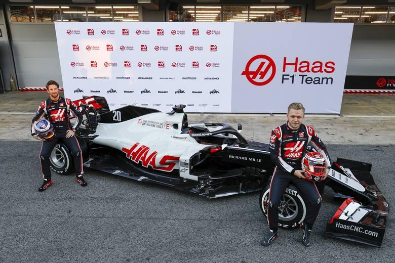Samochód: VF-20Kierowcy: Kevin Magnussen (Dania) i Romain Grosjean (Francja)Kierowca rezerwowy: Pietro Fittipaldi (Brazylia)