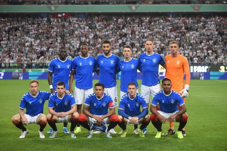 Mecz Rangers - Legia. Przewidywany skład Glasgow Rangers na rewanż z Legią Warszawa