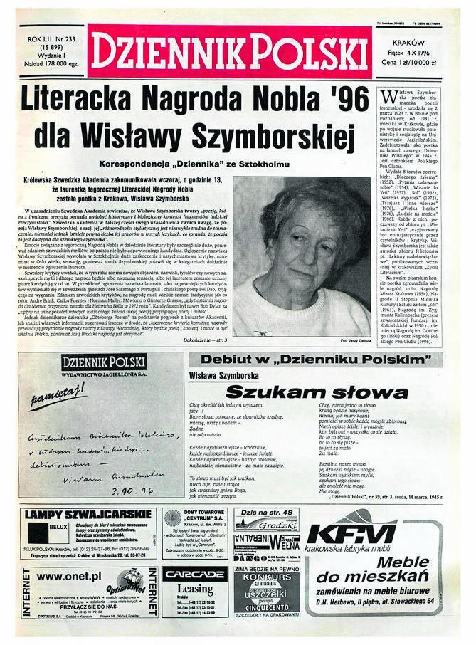 """75 lat """"Dziennika Polskiego"""". Dziennikowy gwiazdozbiór"""