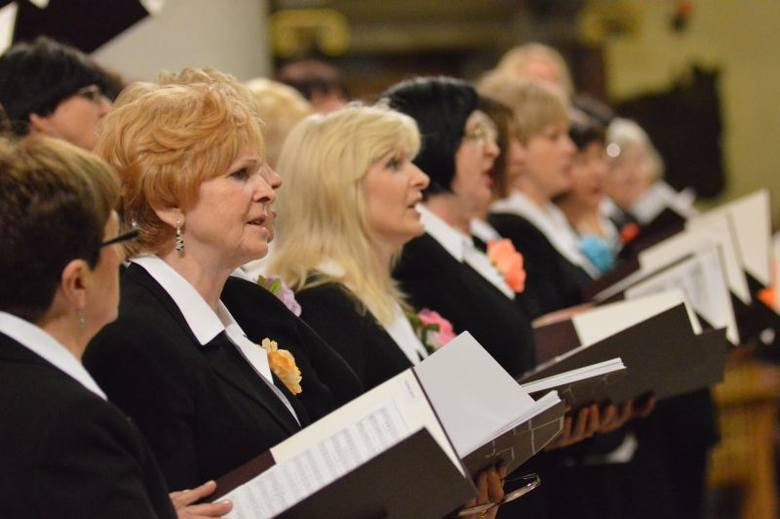 Cantemus Domino dał z gośćmi wielki koncert jubileuszowy (zdjęcia)
