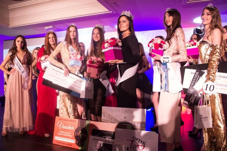 Miss Ziemi Łomżyńskiej 2018: Elwira Talkowska. Zobacz zdjęcia z gali (zdjęcia, wideo)