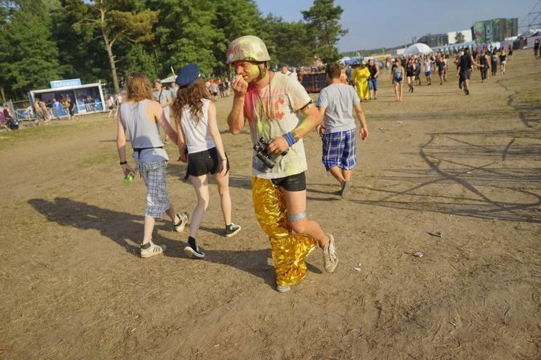 Woodstock 2017 - zdjęcia ze środy 2 sierpnia
