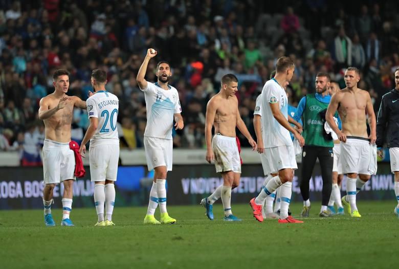 Skład reprezentacji Słowenii. To z nimi kadra Brzęczka zagra ostatni mecz el. Euro 2020 (Zdjęcia)