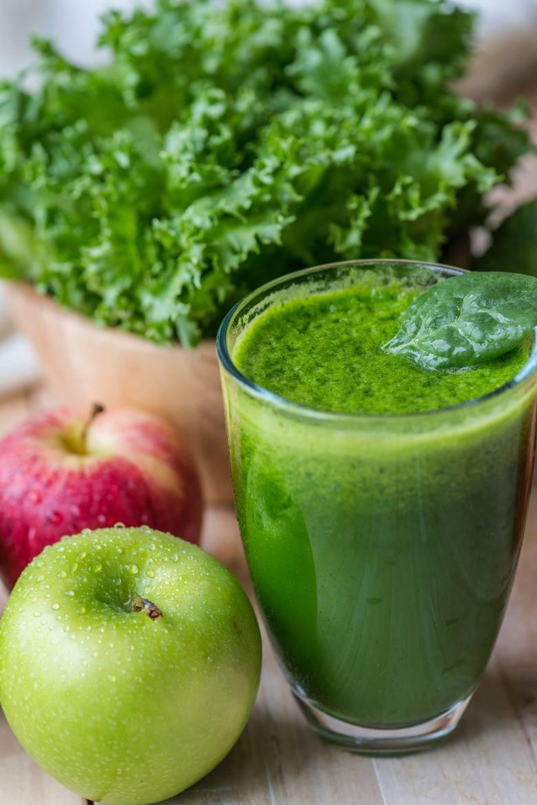 Odkwaszanie organizmu – pomocne są koktajle warzywne zawierające jedynie niewielki dodatek owoców