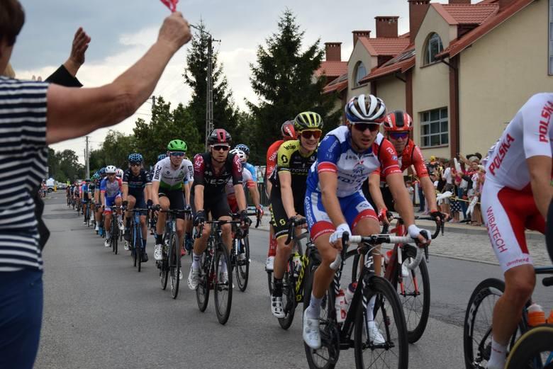 Tour de Pologne w Świątnikach Górnych. Strefa kibica oszalała na widok kolarzy [ZDJĘCIA]