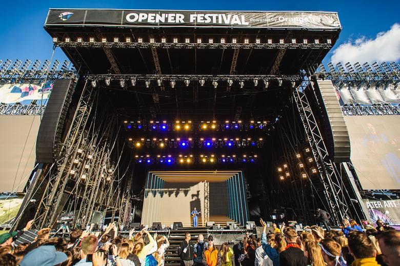 Open'er 2019 w Gdyni ma szansę na najważniejszą europejską nagrodę muzyczną. Głosujcie!
