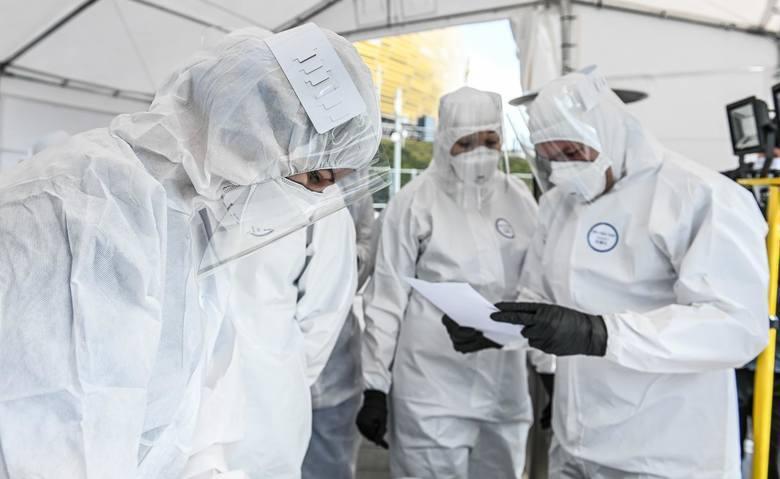 Koronawirus na Pomorzu 4.05.2021. 145 nowych przypadków zachorowania na Covid-19 w województwie pomorskim, tylko 2 296 w kraju