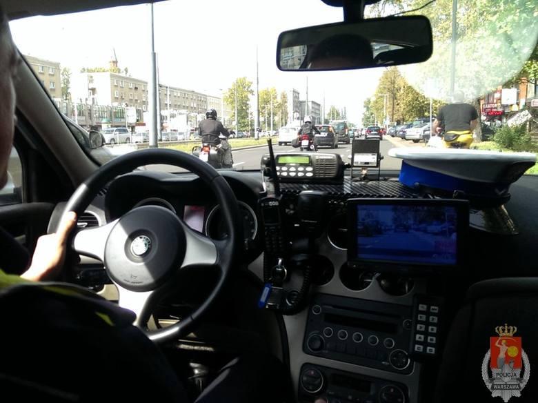 Policja eliminuje agresywnych kierowców (wideo)