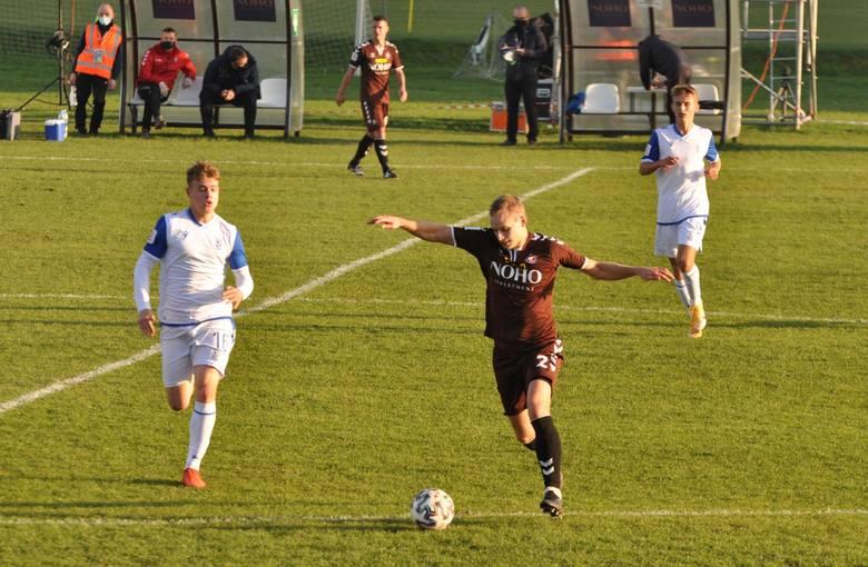 W Garbarni grał w sezonie 2015/2016 i od sezonu 2017/2018 do rundy jesiennej bieżących rozgrywek. W tej ostatniej zaliczył 8 ligowych występów (3 w wyjściowym