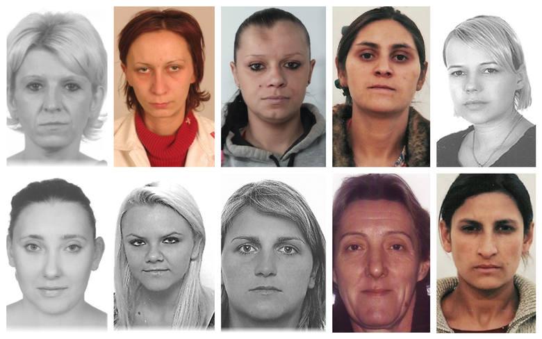 Oto lista kobiet, które poszukiwane są przez Komendę Wojewódzką Policji w Gorzowie Wlkp. Materiał przygotowany został na podstawie strony poszukiwani.policja.pl.