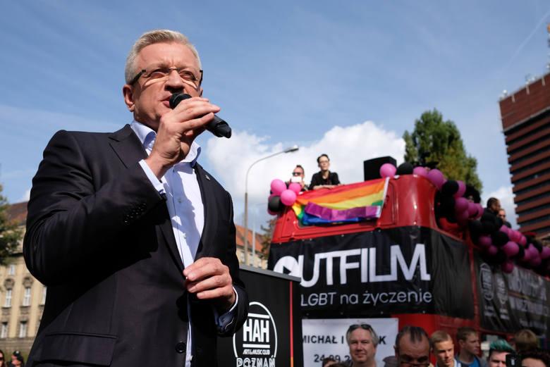 Z treści listu wynika, że powodem gróźb jest zaangażowanie Jacka Jaśkowiaka m.in. w Marsze Równości organizowane w Poznaniu.