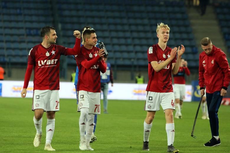 Mecz Jagiellonii z Wisłą był wyjątkowy pod kilkoma względami. Najważniejszym z nich jest fakt, że Aleksander Buksa strzelił swojego pierwszego gola w