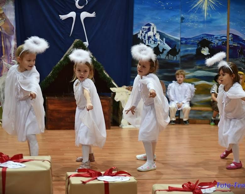 Aniołkowe Granie w Miejskim Przedszkolu nr 5 w Gorlicach