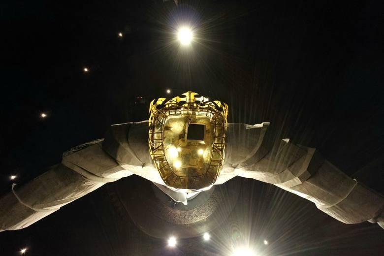 Jezus ze Świebodzina to obiekt słynny na całą Polskę