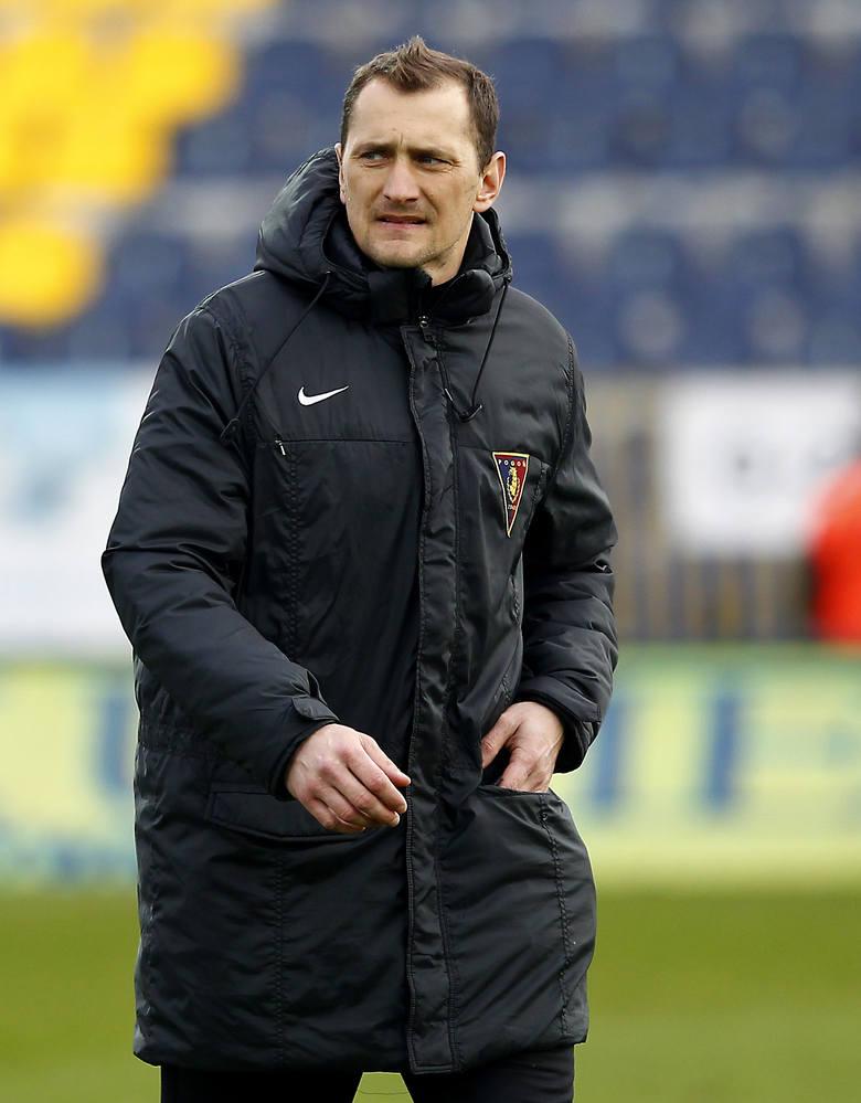 Boris Pesković pracował przy pierwszym zespole Pogoni od 2013 r.