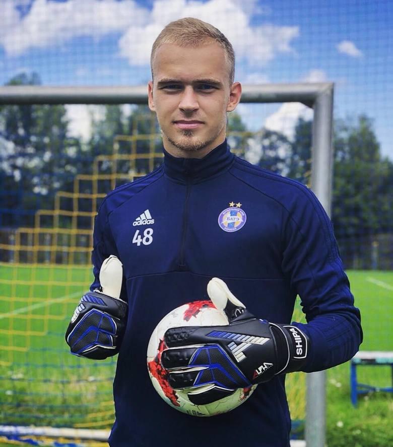 Wychowanek BATE i jeden z największych bramkarskich talentów w Europie Wschodniej. Szczerbicki ma 23 lata i jest podstawowym golkiperem mistrza Białorusi.