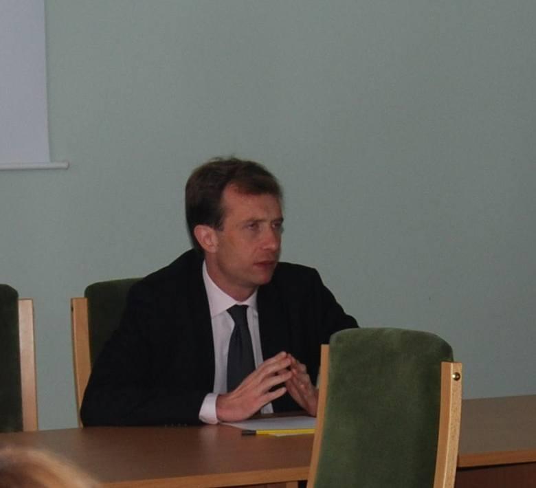 Dr Paweł Kowalewski, dyrektor Biura ds. integracji ze Strefą Euro NBP.