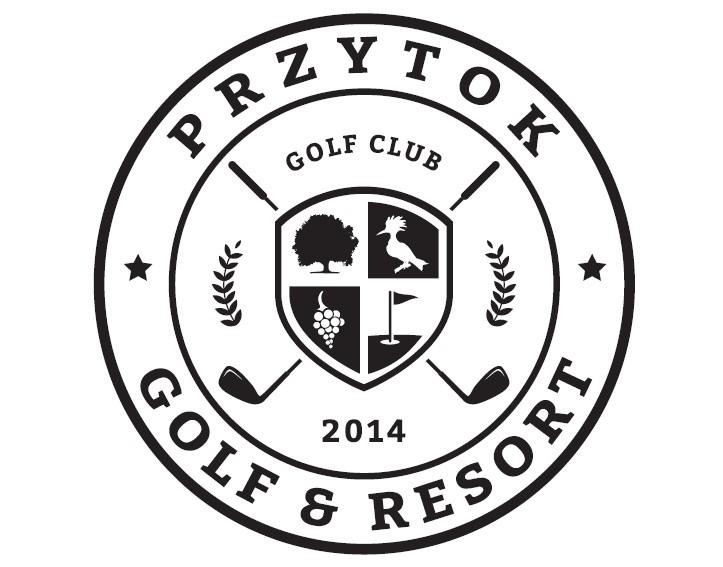 logo przytok golf resort