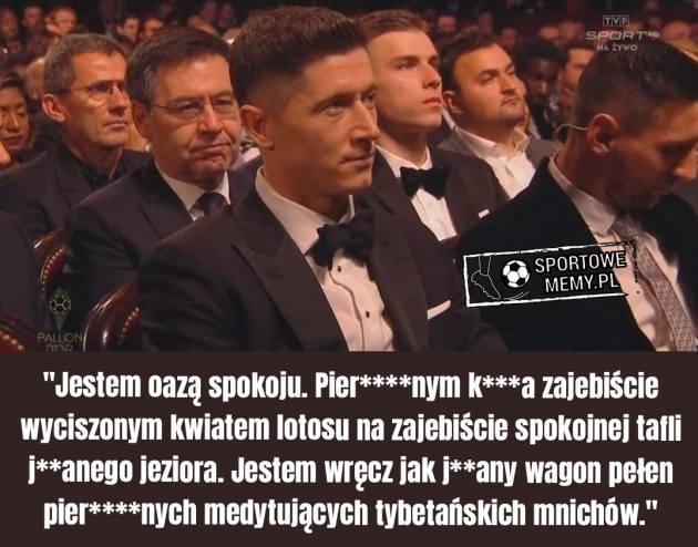 Złota Piłka 2019. Gala Złotej Piłki czy cyrk? [MEMY]