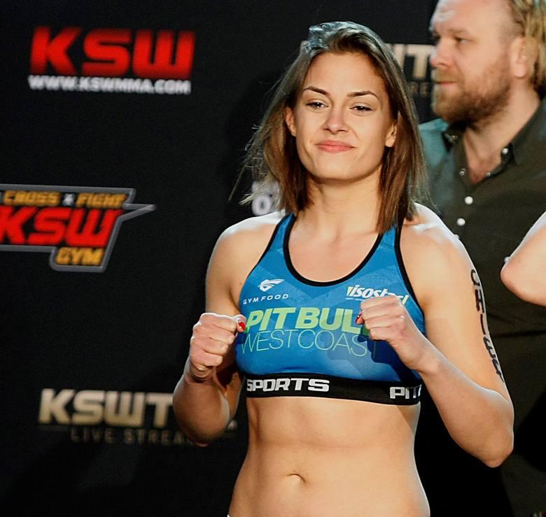 Karolina Owczarz – piękna i niebezpieczna zawodniczka MMA (ZDJĘCIA)