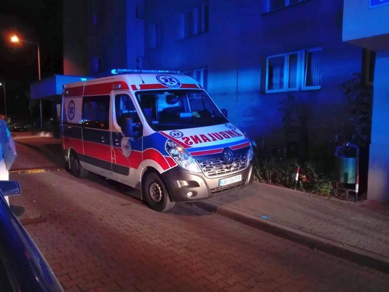 Chłopiec podtruł się tlenkiem węgla w Brzegu. Interwencja strażaków