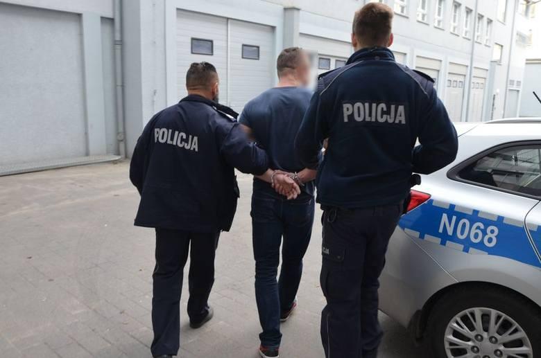 Trener personalny z Gdańska dotkliwie pobił partnerkę. Zamieściła zdjęcia na portalu społecznościowym. Mężczyzna usłyszał zarzut