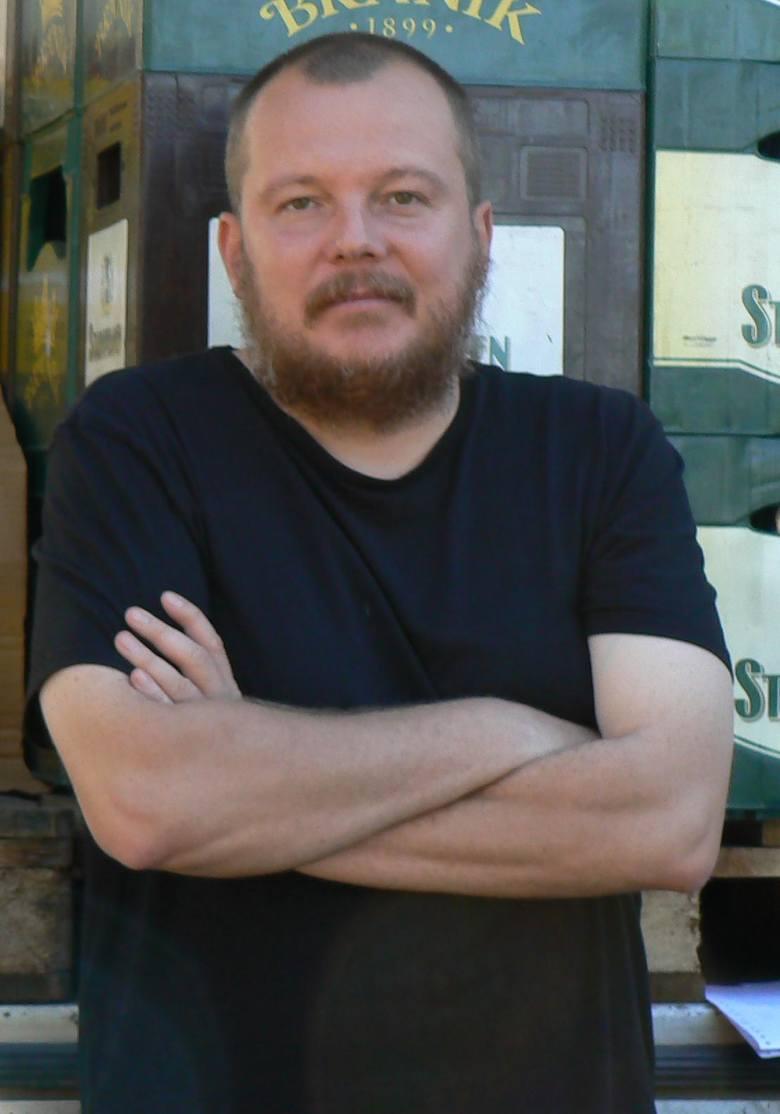 Krzysztof Owoc, autor bloga Frakcja Wyrzutowa