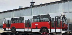 Do grona pojazdów Gdańskich Autobusów i Tramwajów dołączył nowy zabytek. Mowa o autobusie Jelcz PR110