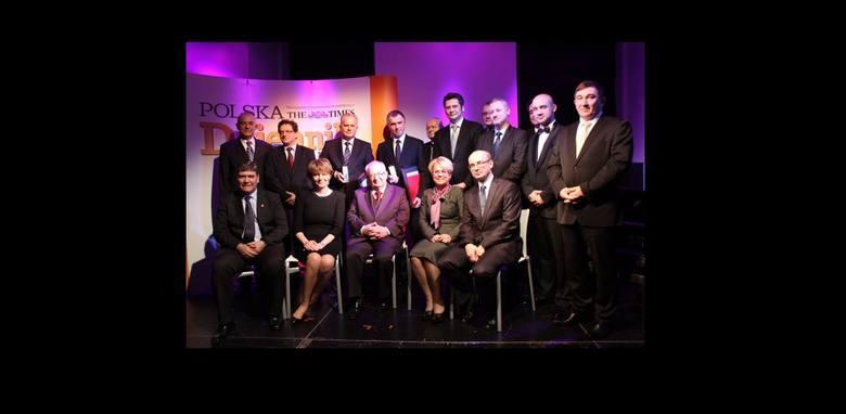 Menedżer Roku 2010: Gala finałowa konkursu