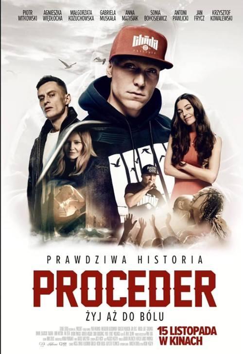 "<strong>""Proceder""</strong><br /> Sala 2:<br /> PIĄTEK<br /> 16, 20.45 - PREMIERA ""Proceder"" Polska 137'|bilety 20zł, 18zł<br /> SOBOTA<br /> 16, 20.45 -""Proceder"" Polska 137'|bilety 20zł, 18zł<br /> NIEDZIELA<br /> 16, 20.45 -""Proceder"" Polska 137'|bilety 20zł, 18zł<br /> PONIEDZIAŁEK<br /> 16,..."