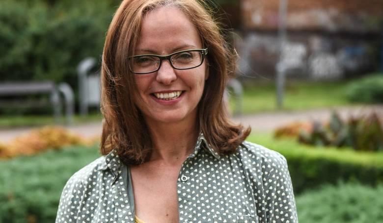 Dorota Bonk-Hammermeister ze Stowarzyszenia Prawo do Miasta