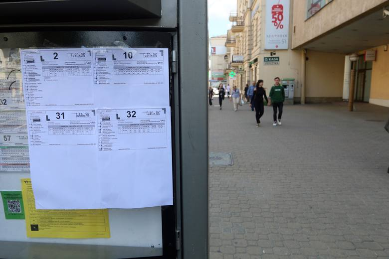Kryzys autobusowy w Lublinie. Warbus przestał wozić pasażerów