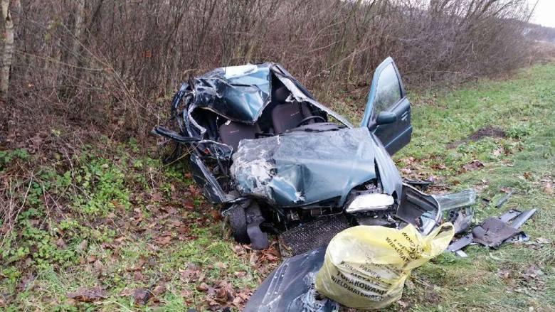 W Leżachowie, na drodze wojewódzkiej 870, doszło do zdarzenia drogowego z udziałem trzech samochodów. Jak ustalono podczas jazdy doszło do awarii samochodu.