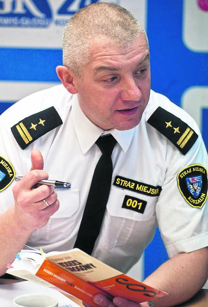 - Jeżeli ktoś chce zgłosić problem zakłócania ciszy przez sąsiada, to nie może tego zrobić anonimowo - mówi Piotr Simiński