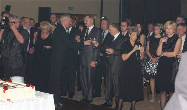 Zobacz, jak firma Agat świętowała swoje 20-lecie.