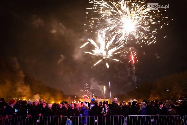 Sylwester w Szczecinie: Ostatnią noc w roku świętowaliście spokojnie. Na ulicach było bezpiecznie