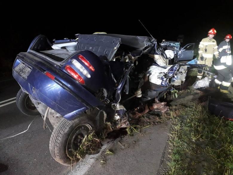 Tragiczny w sutkach wypadek w Mielcu