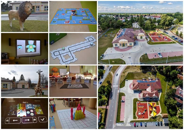Przedszkole miejskie pełne innowacji w Rudniku nad Sanem