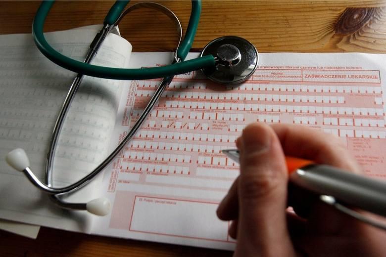 ZUS mocno sprawdza L4. 18 tysięcy kontroli zwolnień lekarskich