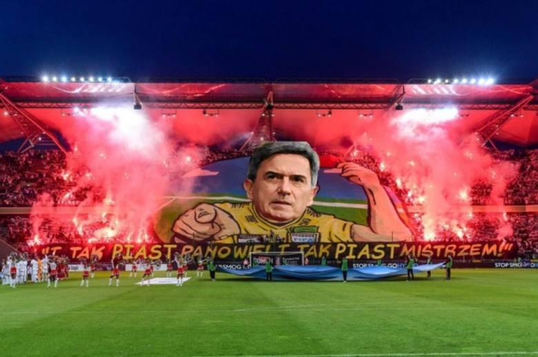 Piast Gliwice po raz pierwszy w historii triumfował w ekstraklasie. Mistrzostwo Polski drużyna Waldemara Fornalika przypieczętowała wygraną z Lechem