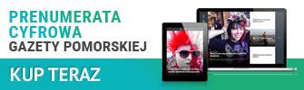 Prenumerata Cyfrowa Gazety Pomorskiej od 4,92 zł tygodniowo