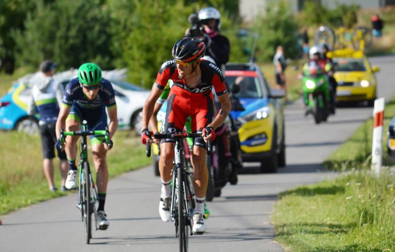Dla Kwiatkowskiego to pierwsze podium tegorocznego Tour de Pologne
