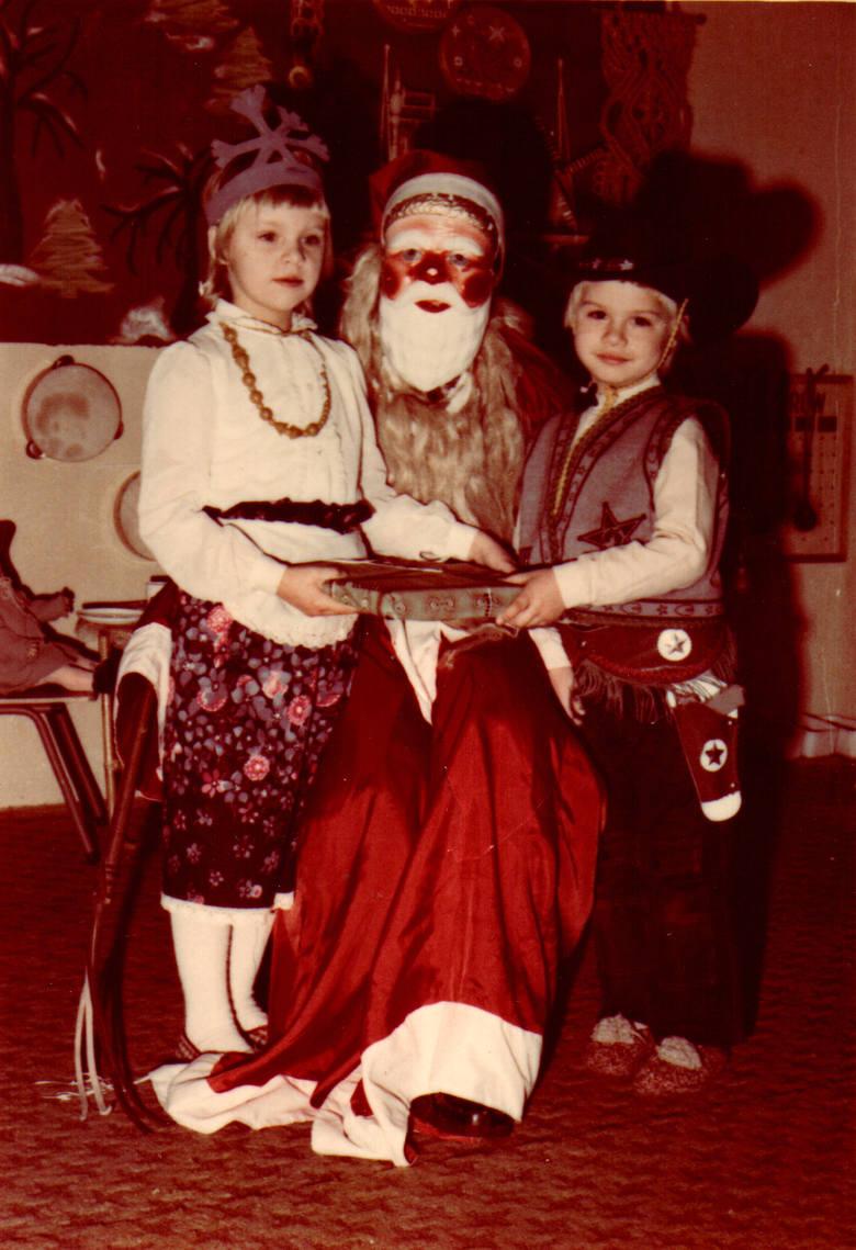 Beata (na zdjęciu z lewej) od dziecka miała temperament, ciągle ją gdzieś nosiło