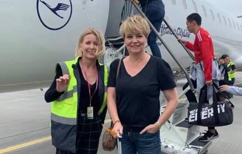 Prezydent Łodzi Hanna Zdanowska odleciała dziś do Monachium z Portu Lotniczego im. Reymonta w Łodzi. Kilka lat temu na naszych łamach mówiła, że łódzkie