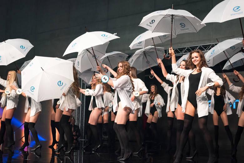Galę finałową konkursu Miss Polski Opolszczyzny 2017 poprzedzało pół roku przygotowań, podczas których ćwiczono też układy choreograficzne.