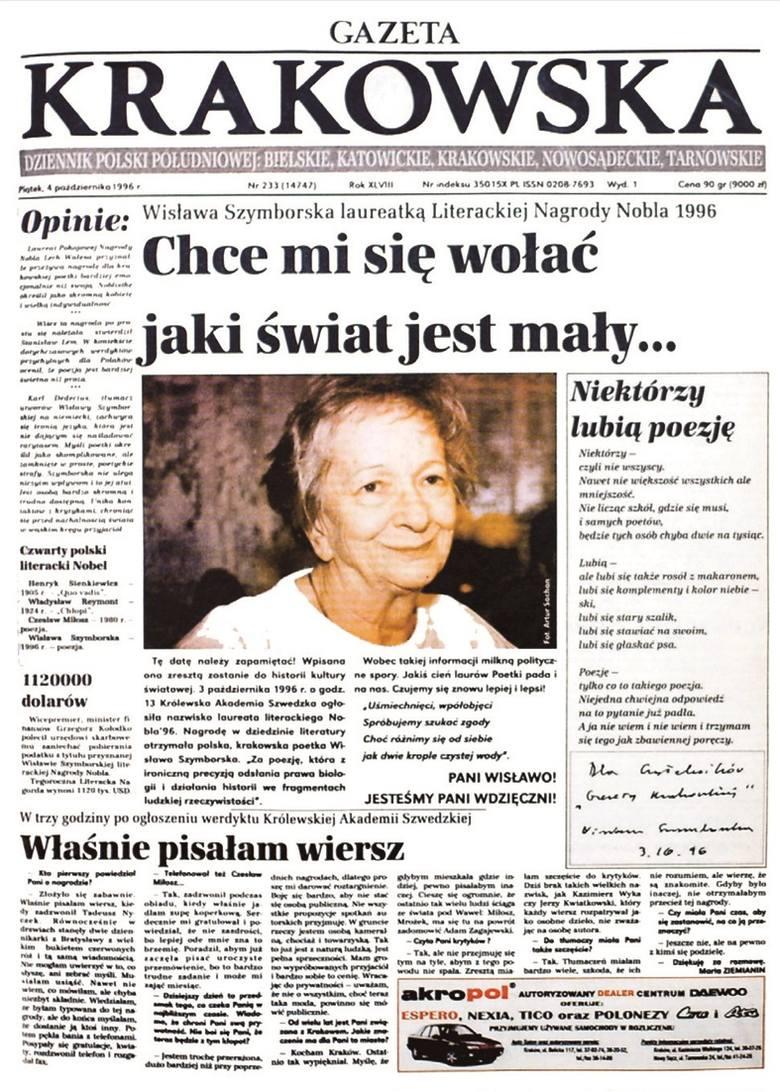 Pierwszy skład Gazety Krakowskiej - rok 1949.