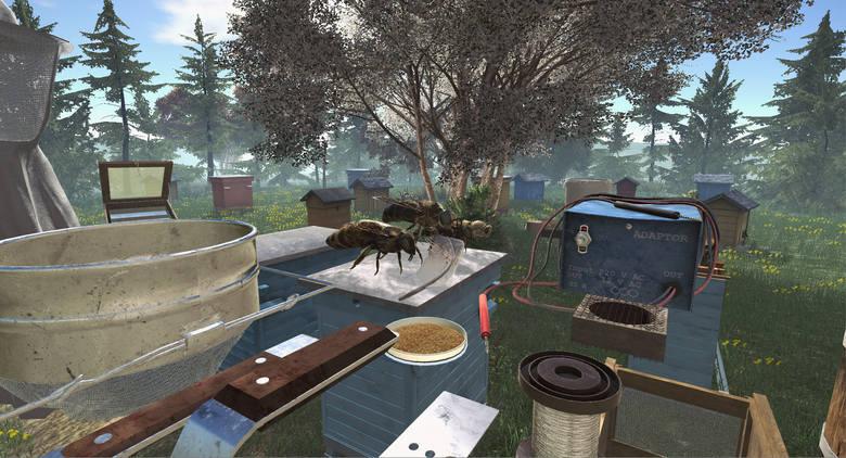 Teatr NN przygotował grę w wirtualną pasiekę.