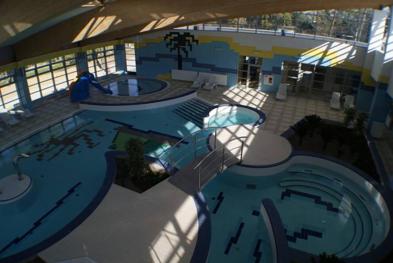 Park Wodny przy ul. Piłsudskiego to największe w mieście centrum basenowo-rekreacyjne adresowane do miłośników  pływania i różnego rodzaju zabaw w w