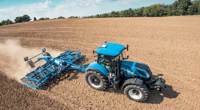 New Holland ciągle jest na czele zestawienia najlepiej sprzedających się ciągników rolniczych w Polsce